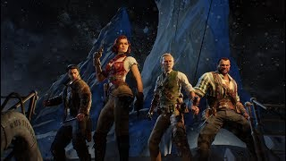 Официальный трейлер Call of Duty®: Black Ops 4 — режим «Зомби – Рейс отчаяния» [RU]