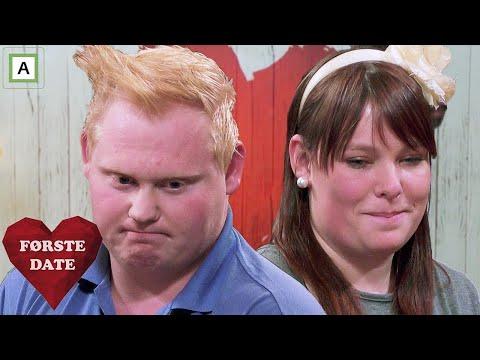 Første Date | Når du er så nervøs at du glemmer å hilse på daten | TVNorge