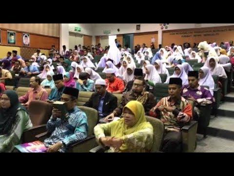 #Quranhour di Perpustakaan Awam Terengganu