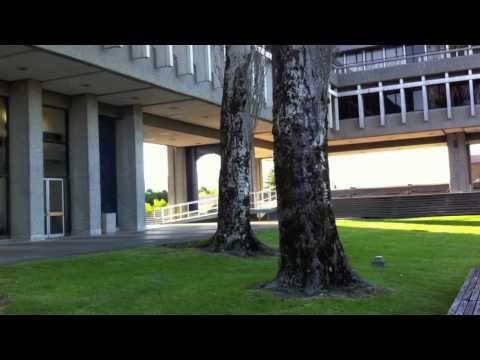 SFU Tour(SFU大学)