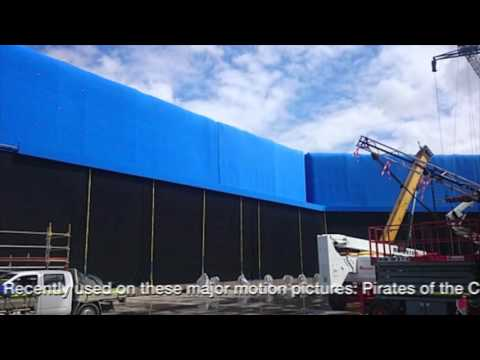 Airwall Inflatable Green Screen