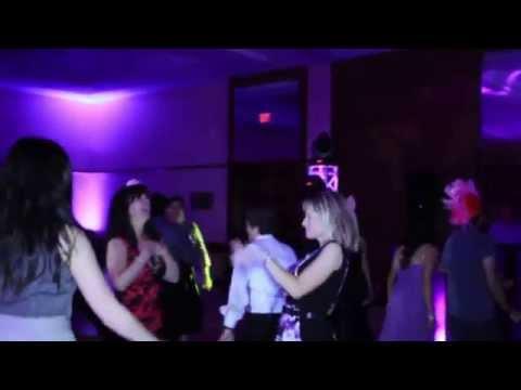 Cleveland Wedding DJ  Scotty B Dancing