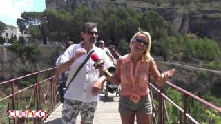 JENNY in Cuenca. Spain