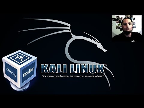 Install VirtualBox Guest Additions in Kali Linux v1 and 2.0 Tutorial - 4k video