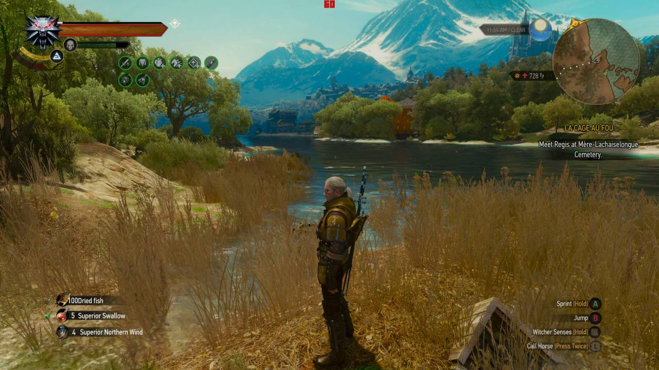 Image Result For Witcher Aard Build Blood And Wine