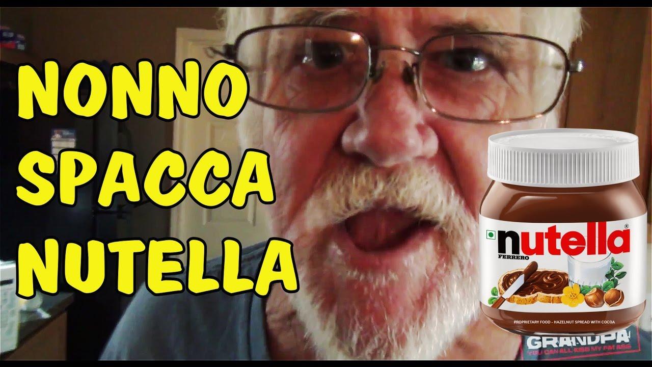 Nonno spacca nutella youtube - Nonno spacca letto ...