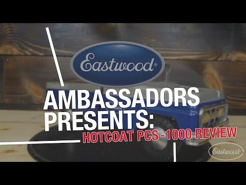 Eastwood Ambassadors: Elite Hotcoat PCS-1000 Powder Coating System Review Featuring Joe DIY
