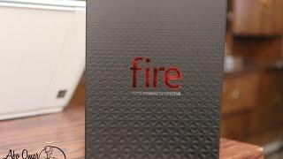 amazon fire phone unboxing   فتح صندوق هاتف أمازون فاير