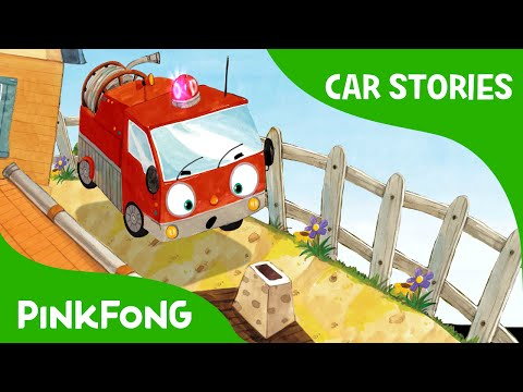 Thumbnail: Mini Pumper Saves the Day! | Fire Truck | Car Stories | PINKFONG Story Time for Children