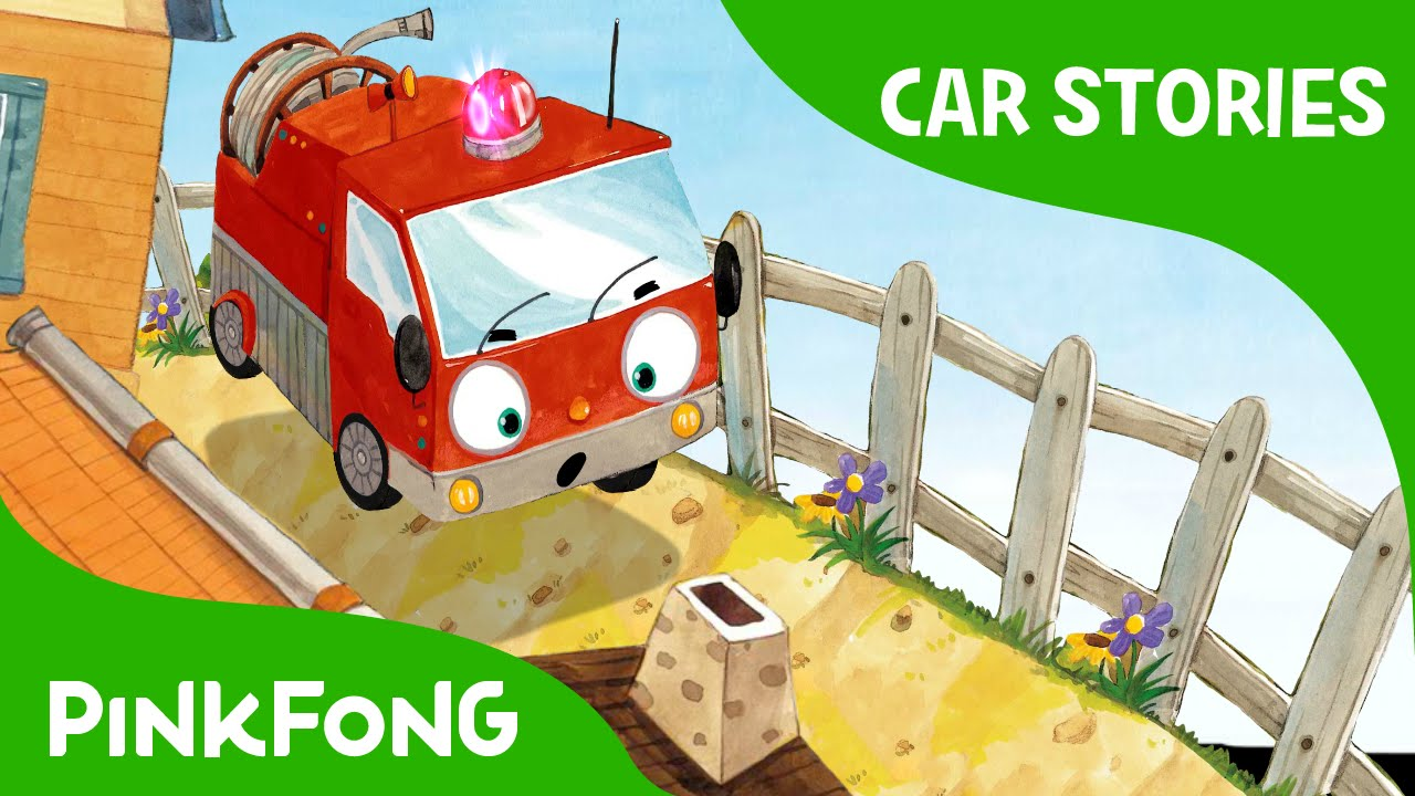 Fire Truck Story For Kids