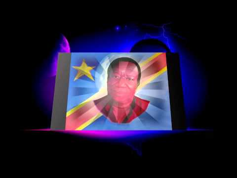 Honorable Rochereau Pascal Tabu Ley chante Congo Avenir