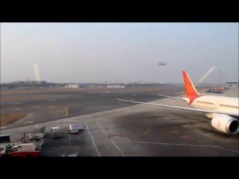 Delhi to Mumbai Flight is Now Boarding | VLOG 4