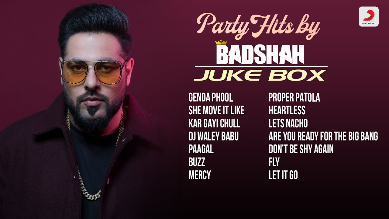 Party Hits By Badshah | Audio Jukebox | Latest Party Songs 2021 | Sony Music