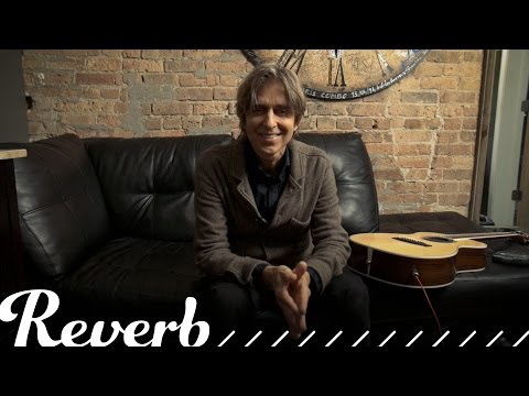 Eric Johnson on Acoustic Finger Picking Style, Songwriting, and Recording | Reverb Interview