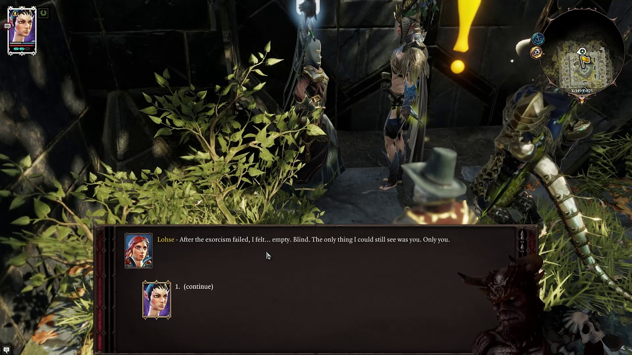How to Keep Your Companions When Entering the Lunar Shrine - Divinity  Original Sin 2 LP #91