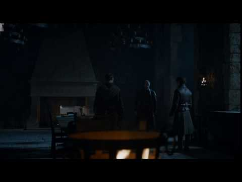 """""""If you acquire a reputation as a mad dog, y.."""" Game of Thrones quote S06E02 Roose Bolton"""