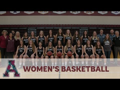 NCAA Division III Women's Basketball - Alma College vs. Roosevelt University (IL)
