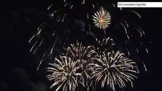 Опубликована прямая трансляция салюта Победы 2017 года в Барнауле