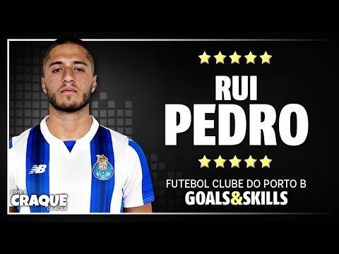 RUI PEDRO ● FC Porto B ● Goals & Skills