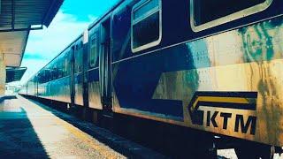 Train Travel in Malaysia: Journey with the INKA coaches on Ekspres Rakyat 2up