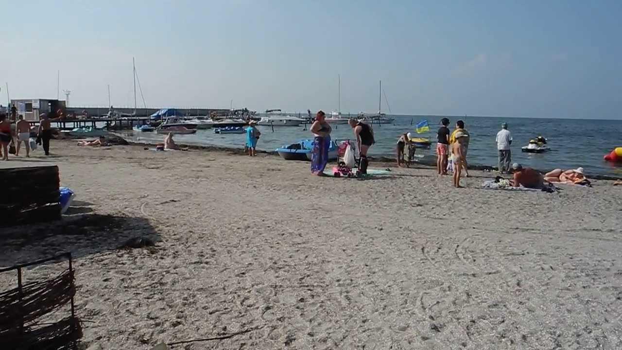 Прокуратурою області порушено справу про повернення частини пляжу Скадовській міській раді