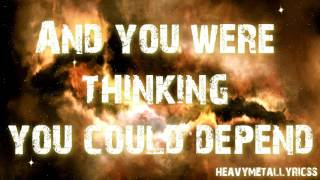 We Are The Empty - The abyss (Lyrics)