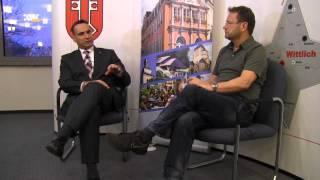 Repeat youtube video Hermann! ... interviewt Bürgermeister Joachim Rodenkirch
