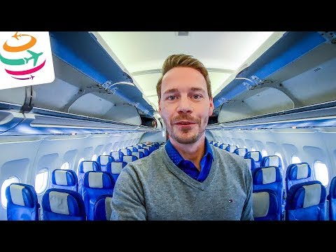 Economy SWISS + Edelweiss Tripreport HAJ-ZRH-LPA | GlobalTraveler.TV