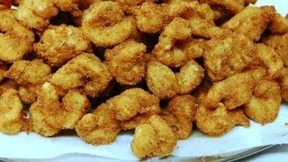 How to Make Popcorn Shrimps