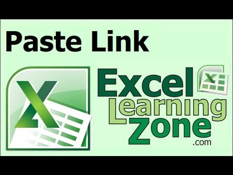 how to change default paste in excel
