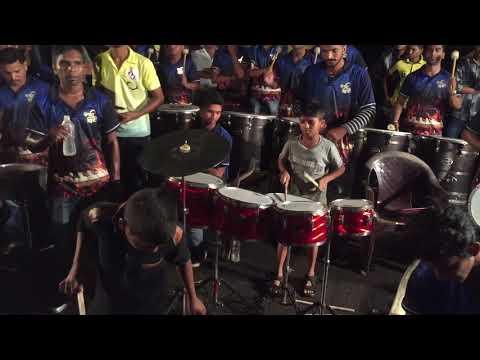 Worli beats at katta boys govinda utsav(Roto boys milind and ashish)