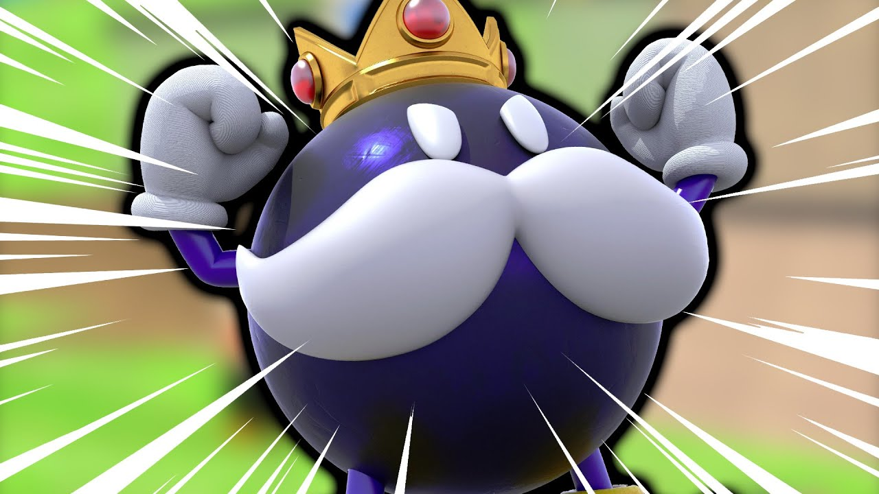 The ULTIMATE King Bob-Omb Fight