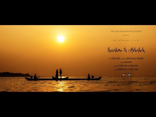 Pre-Wedding Film | Karishma & Abhishekh