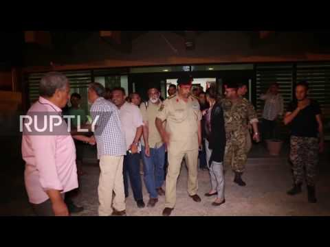 Libya: Abducted UN convoy arrives safely in Tripoli