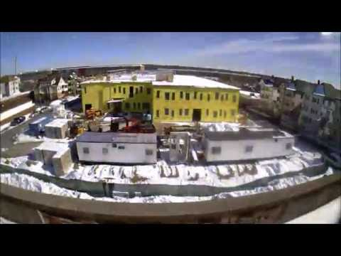 2016 Time Lapse Video of the new Alma del Mar Charter School