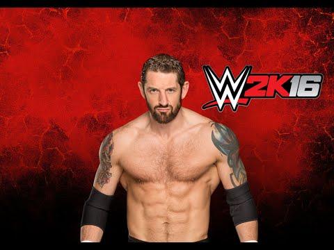 WWE 2K16 - BULL HAMMER !
