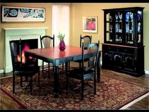 Casual dining room interior decorating ideas