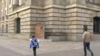 Serie Hombre Lobo nº 5. Berlín. Puerta de Brandenburgo y Parlamento