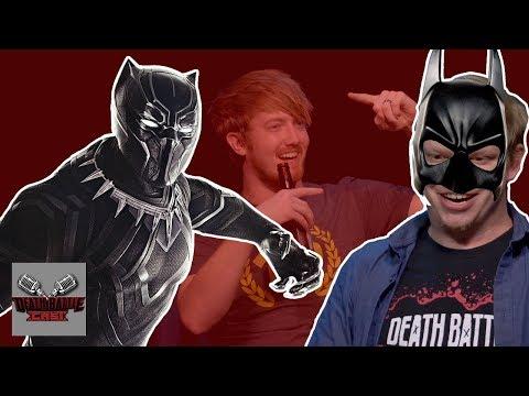 Batman and Black Panther | DEATH BATTLE Cast