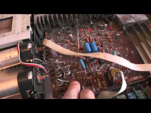 видео: А что внутри :) Ремонт усилителя мощности ''Вега У-120-стерео''. zikvalera