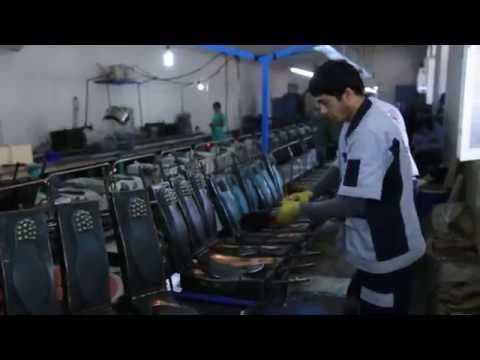 KFK-SHOES COLLECTION. One Of The Biggest Shoe Making Factory In Uzbekistan.