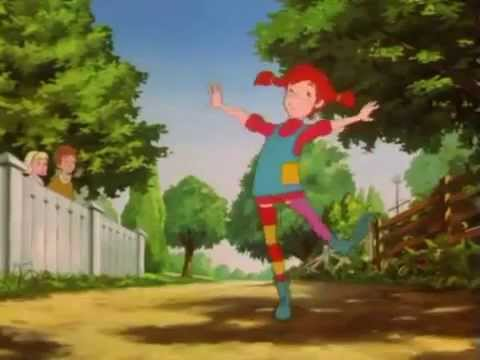 Pippi Langstrumpf - animacja cz. 1 - YouTube