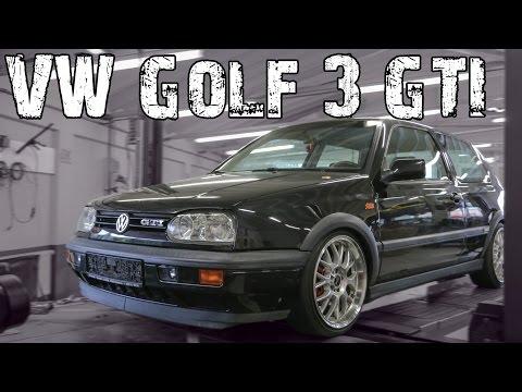 OK-Chiptuning - VW Golf 3 GTI   Der Leistungscheck!