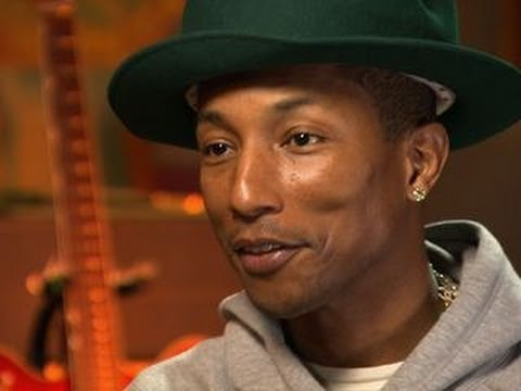 Pharrell Williams on growing up in Virginia Beach