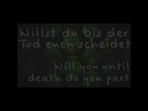 Du Hast - German and English