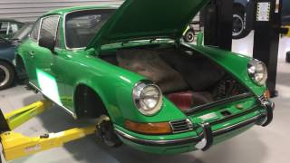1970 911T with Justin 719-219-5017