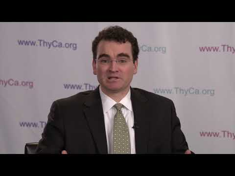 Dr. Zafereo Speaks about ThyCa and the Conference.