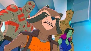Стражи галактики - мультфильм Marvel – серия 14 сезон 1