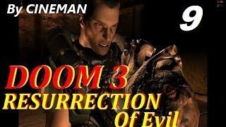 видео Doom 3: прохождение всей игры