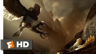 Legend of the Guardians (2010) - The Death of Metal Beak Scene (10/10)   Movieclips